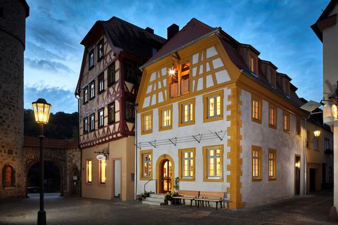 Cafe-Denkmal-Karlstadt